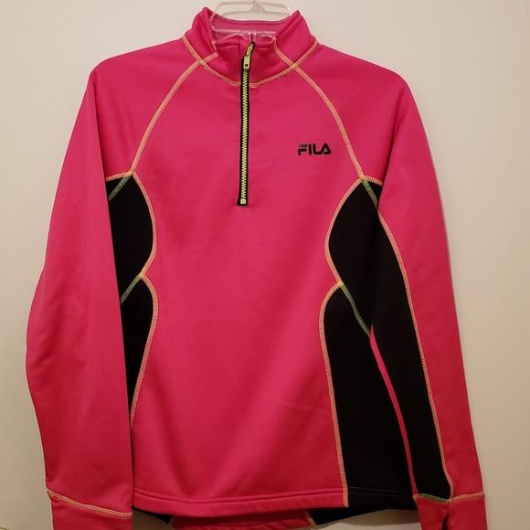 Fila Sport Jacket Size Medium